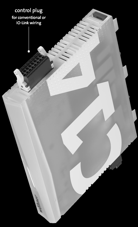 MOTUS®C14 Connect control plug